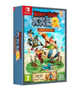 Astérix y Obélix XXL 2 Edición Limitada Switch