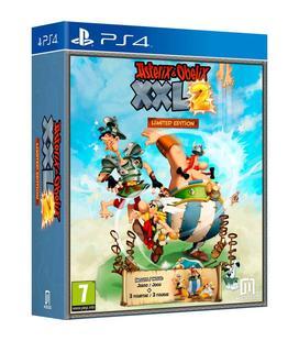 Astérix y Obélix XXL 2 Edición Limitada Ps4