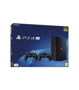 Consola Playstation 4 Pro 1Tb + Dual Shock 4