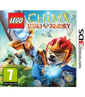 LEGO Legends of Chima: Viaje de Lava 3Ds