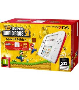 Consola 2Ds Roja +New Super Mario Bros 2