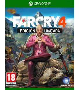 Far Cry 4 Ed. Limitada Xbox One