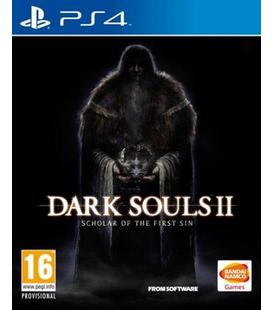 Dark Souls II Scholars Of  the First Ps4