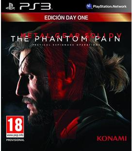 Metal Gear Solid V Phantom Pain D1 Ps3