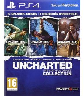 Uncharted: The Nathan Drake Collect. Ps4