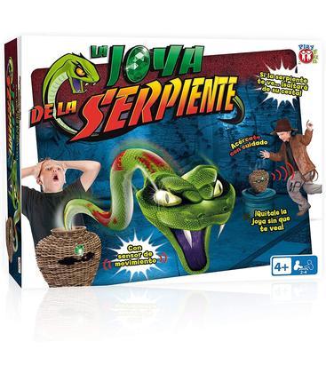 Juego Joya de la Serpiente