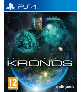 Battle Worlds Kronos Ps4