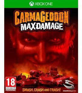 Carmageddon Max Damage Xbox IOne