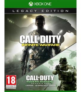 Call Of Duty Infinity Warfare Legac Xone