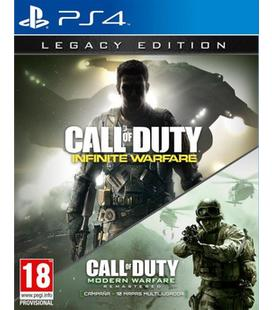 Call Of Duty Infinity Warfare Legacy Ps4