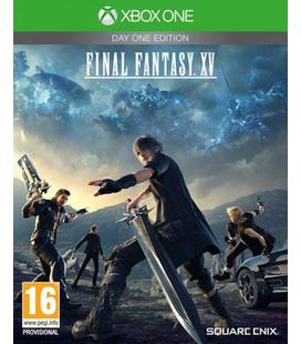 Final Fantasy XV Day One Xbox One
