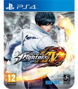 The King Of Fighters XIV Day One Ps4