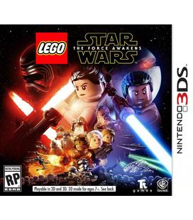 Lego Star Wars Episodio VII 3Ds