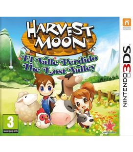 Harvest Moon El Valle Perdido 3Ds