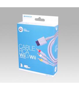 Cable RCA / Componentes para Wii U