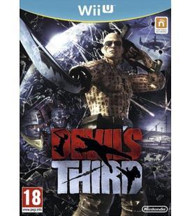 Devils Third Wii U