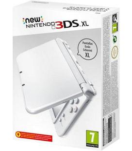 Consola New 3Ds XL Blanco Perla