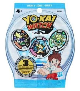 Medalla Yokai Watch En Sobre (exp. 24)
