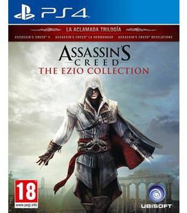 Assassin's Creed: Ezio Collection Ps4