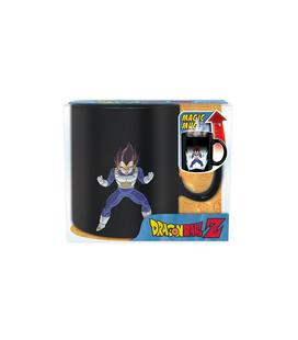 Taza Dragon Ball Termo Sensible Vegeta