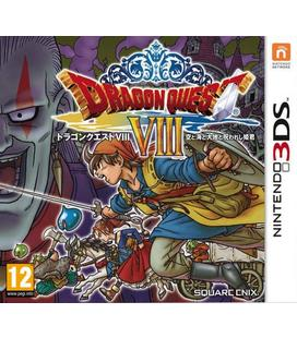 Dragon Quest VIII:El Periplo del Rey 3Ds