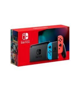 Consola Nintendo Switch Azul / Rojo