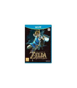 Legend of Zelda: Breath of Wild Wii U