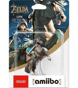 Amiibo Link Jinete Colección Zelda