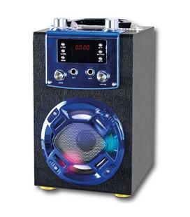 Altavoz bluetooth karaoke GR-WSK120 Azul