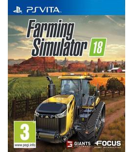Farming Simulator 18 Psvita