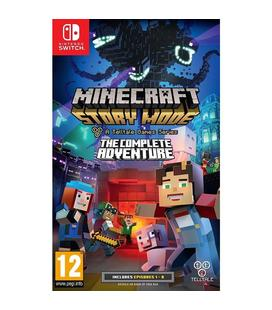Minecraft: Story Mode: Complete Adventure Switch