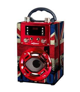 Altavoz GO-ROCK GR-WSK121 función Karaoke London