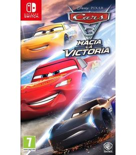 Cars 3: Hacia la Victoria Switch