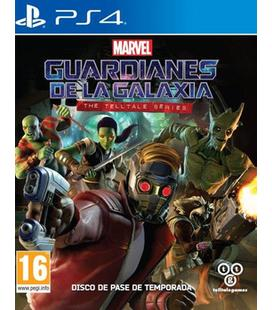 Guardianes de la Galaxia Ps4