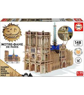3D monument puzzle notre dame
