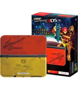 Consola New 3Ds XL Samus Edition