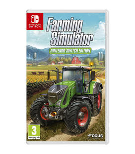 Farming Simulator 17 Switch Edition Switch