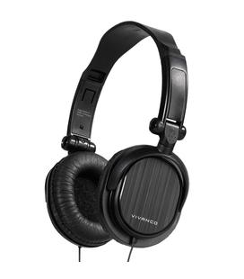 Auriculares DJ plegables color BLACK