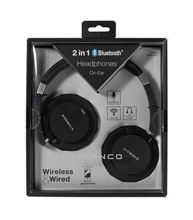 Auricular Bluetooth 98dB 2en1