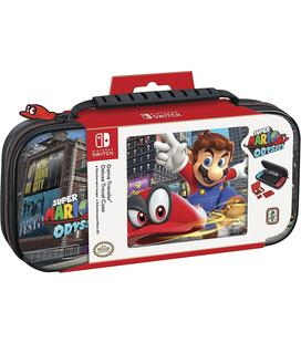 Bolsa Game Traveller Super Mario Odyssey Switch