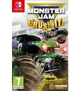 Monster Jum Crush It Switch