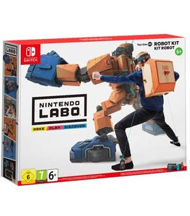 Nintendo Labo Kit de Robot Switch