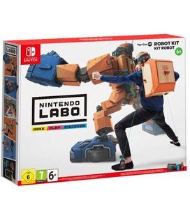 Nintendo Labo: Toy-Con Kit de Robot