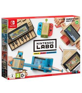 Nintendo Labo Kit Variado Switch