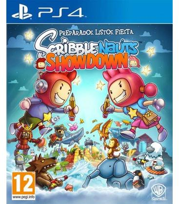 scribblenauts-showdown-ps4