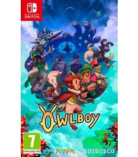 Owlboy Switch