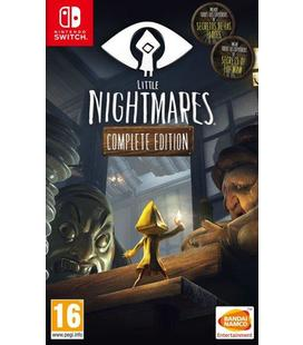 Little Nightmares: Edición Completa Switch