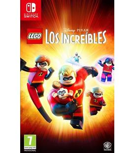 Lego Los Increibles Switch