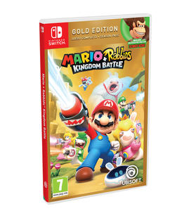 Mario + Rabbids Kingdom Battle Gold Switch