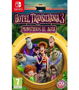 Hotel Transilvania 3: Monstruos a Bordo Switch